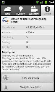Paragliding Map (PRO) - screenshot thumbnail