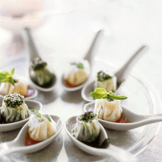 Broccoli Rabe Dumplings