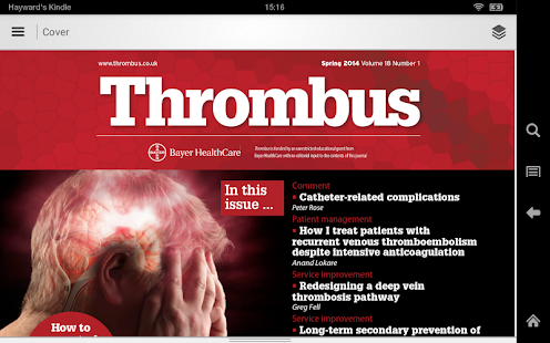 Thrombus- screenshot thumbnail