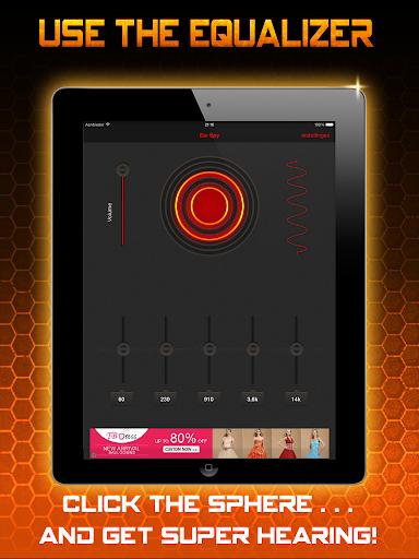 Ear Agent: Super Hearing Aid  screenshots 8