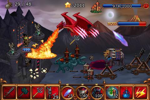Cartoon Defense 2 APK screenshot thumbnail 4
