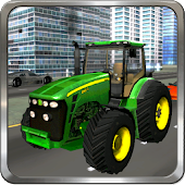 Tractor Simulator : City Drive