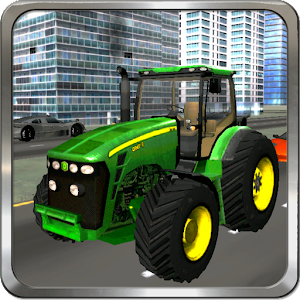 Tractor Simulator : City Drive for PC and MAC