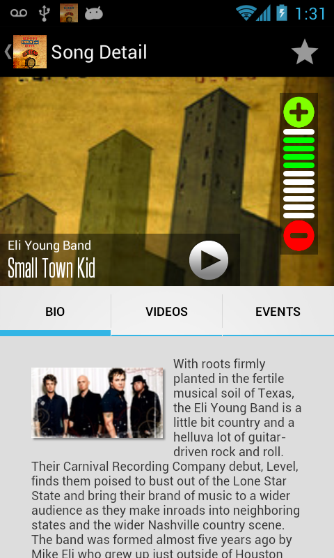105.3 Rebel - screenshot