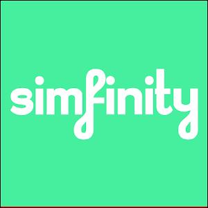 Simfinity Iphone