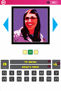 TV Characters PopArt Quiz- screenshot thumbnail