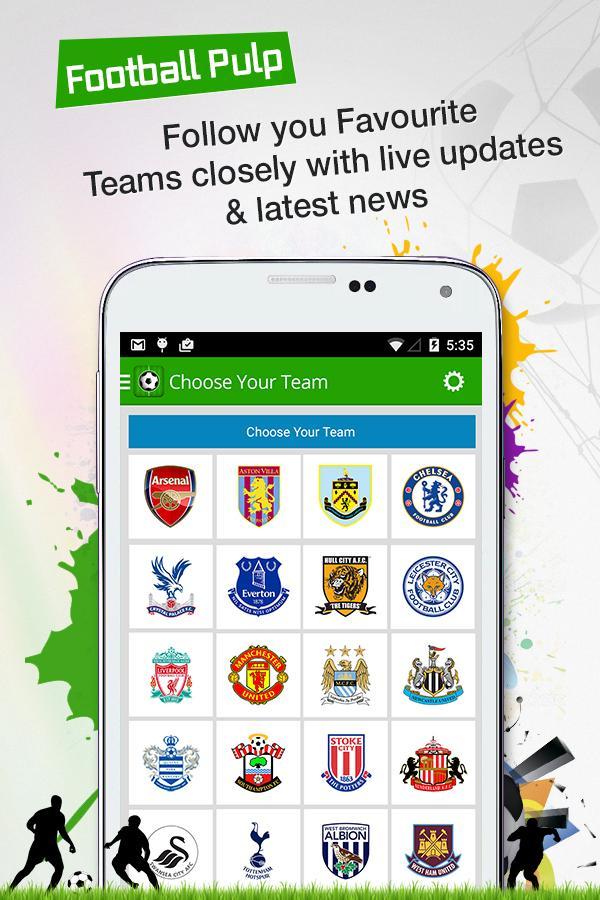 Football Pulp - Watch it Live! - screenshot
