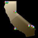 California Fishing Maps – 17K logo