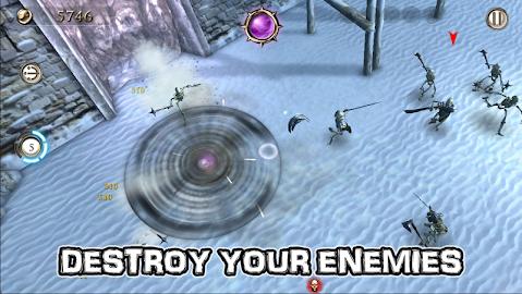 Smash Spin Rage Screenshot 2