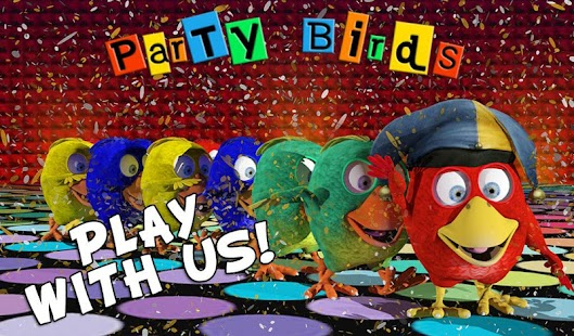 Party Birds: 3D Snake Game Fun - screenshot thumbnail
