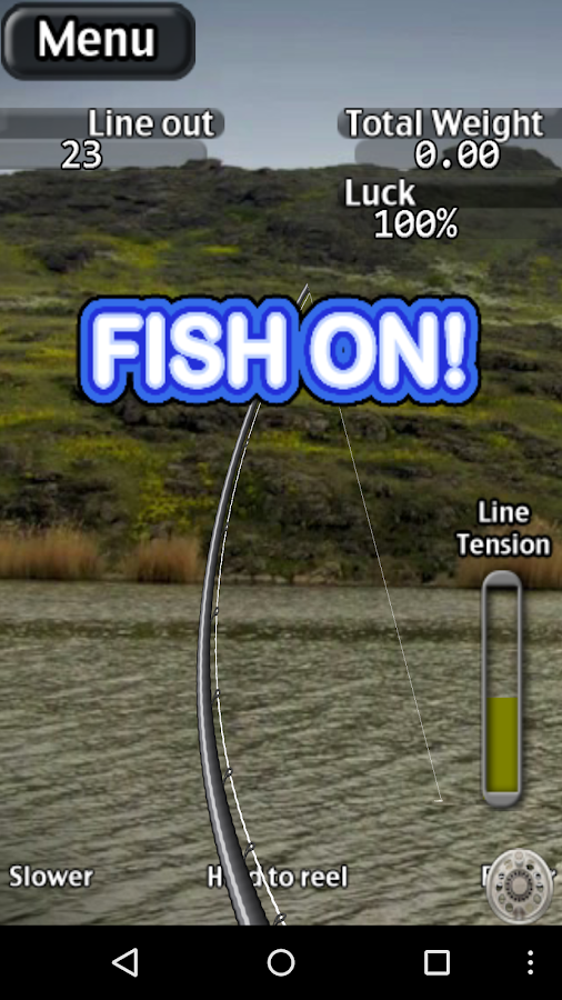 i Fishing Fly Fishing - screenshot