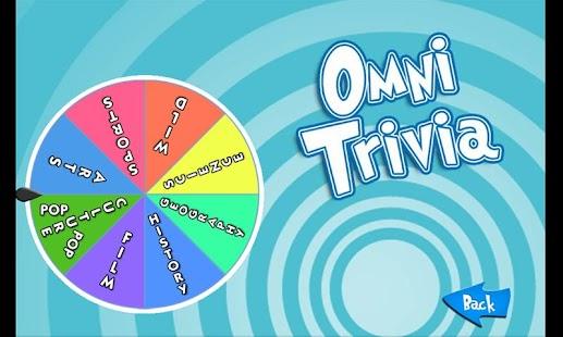 OmniTrivia- screenshot thumbnail
