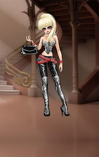 Rock Girl Dress Up Games