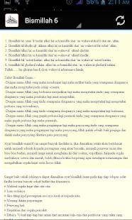 Bismillah Enam - náhled