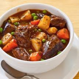 Crock Pot Country Beef Stew.