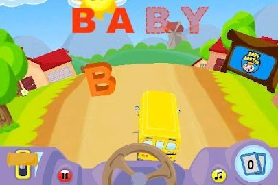 Alphabet Car Screenshot 2