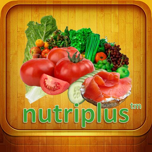 NutriPlus-Lite LOGO-APP點子