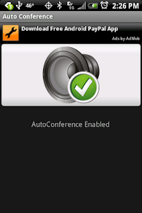 AutoConference - screenshot thumbnail