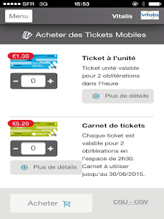Tickeasy- screenshot thumbnail