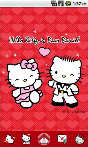 Hello Kitty Love Dance Theme