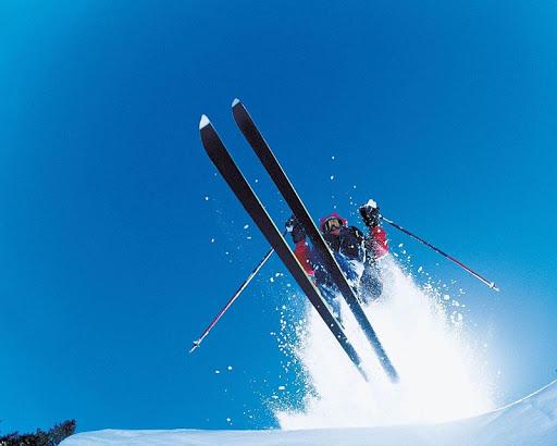 滑雪高清壁紙