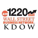AM 1220 KDOW logo