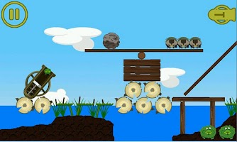 Screenshot of Battle Frogging Free