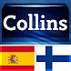Spanish<>Finnish Dictionary