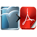 Open Office to PDF Converter logo
