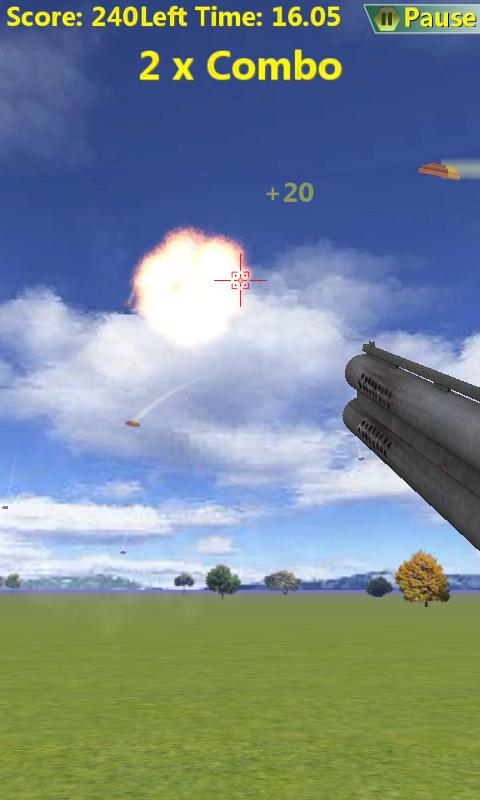 Pocket Skeet - Free - screenshot