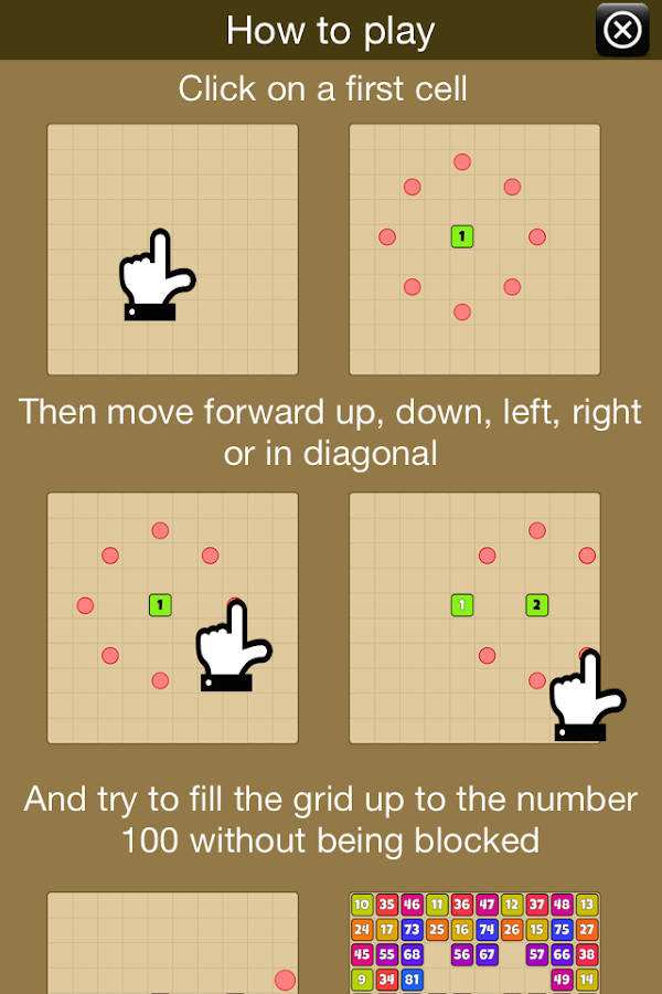 The Grid Master- screenshot