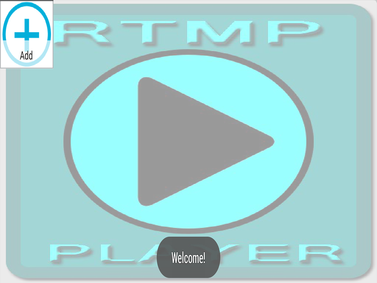 RTMP Player Free- screenshot