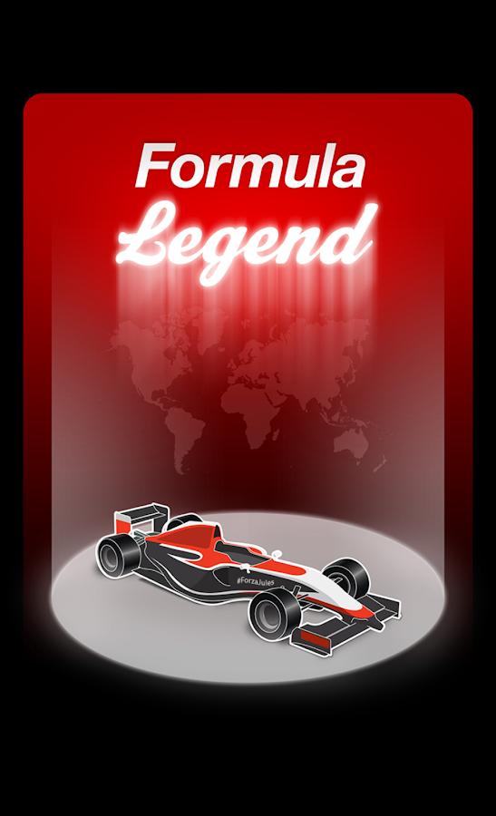 Formula Legend: Racing Manager - screenshot