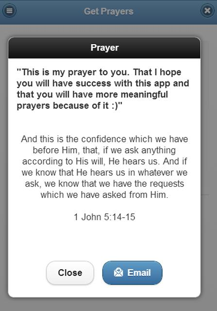 Prayer Group - Lite- screenshot