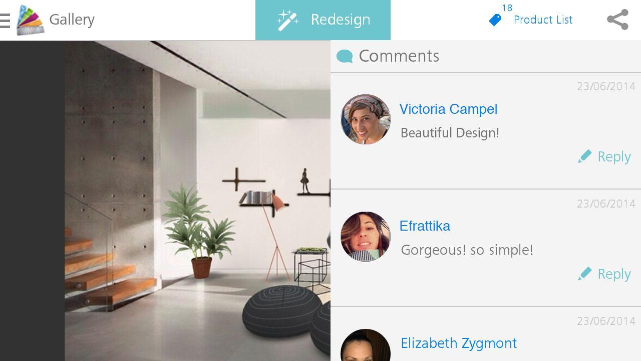 Homestyler Interior Design screenshot #9