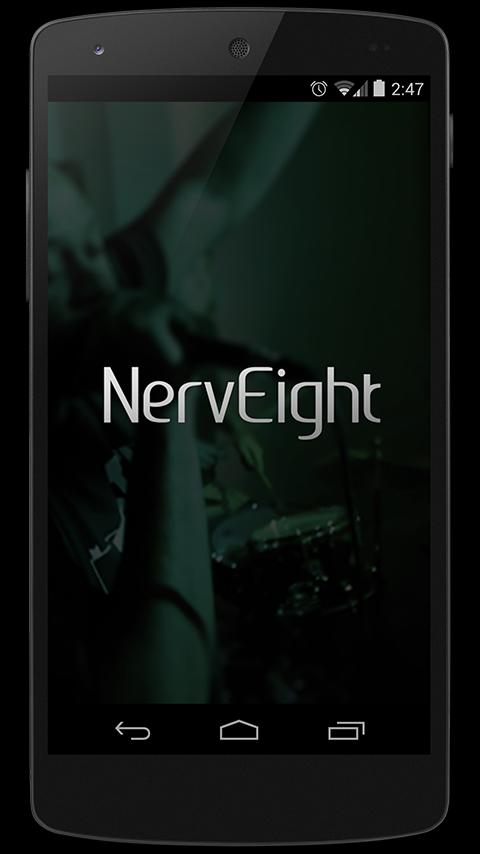 NervEight - screenshot