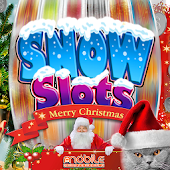 Snow Slots Merry Christmas TV