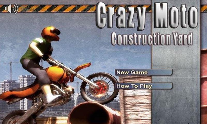 Crazy Moto Racing HD - screenshot