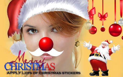 X-Mas Stickers - Chrismas