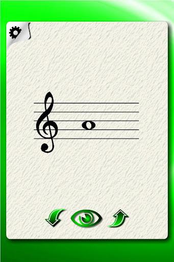 Ukulele Notes Flash Cards