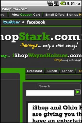 iShopStark.com- screenshot