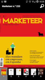 Marketeer- screenshot thumbnail