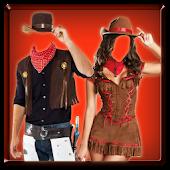 Cowboy Fashion Photo Suit