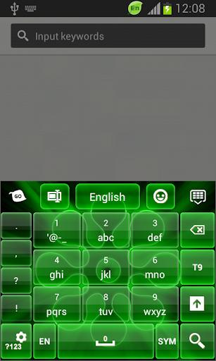 玩免費個人化APP|下載GO输入法荧光绿 app不用錢|硬是要APP