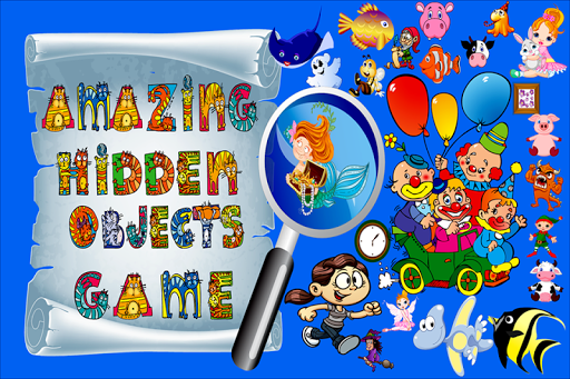 Amazing Hidden Objects Game