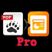 PDF to PPT Converter Pro