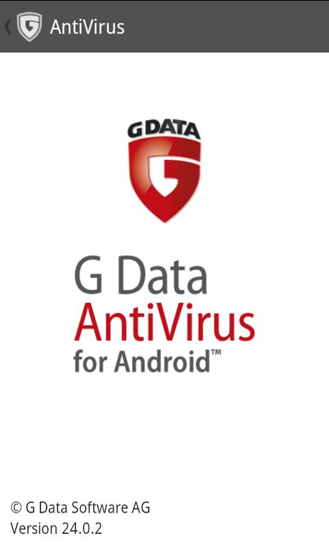 G Data AntiVirus Free - screenshot