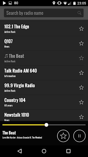 無料音乐Appのラジオ FM カナダ 記事Game