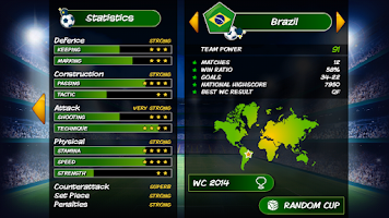 Screenshot of WTF: Top Soccer Manager