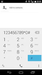 CM11 Huawei Ascend P7 theme v1.0.0